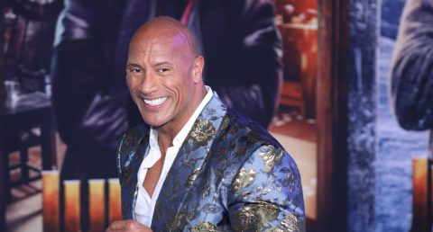 """Dwayne """"The Rock"""" Johnson anuncia que apoyará a Biden en las elecciones"""
