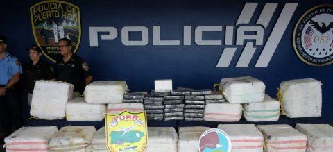 Agentes fronterizos se incautan más de 44 millones de dólares en cocaína