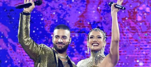 Jennifer López y Maluma anuncian varios proyectos juntos, incluidos dos temas