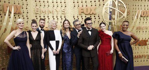 """""""Schist's Creek"""" se corona como mejor comedia en los Emmy"""