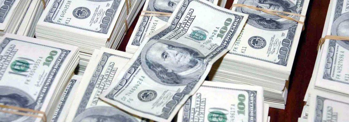 Interceptan autoridades en California 90.000 dólares rumbo a México