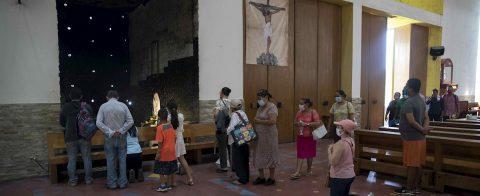 La Iglesia Católica de Nicaragua anuncia la vuelta a las misas con medidas sanitarias