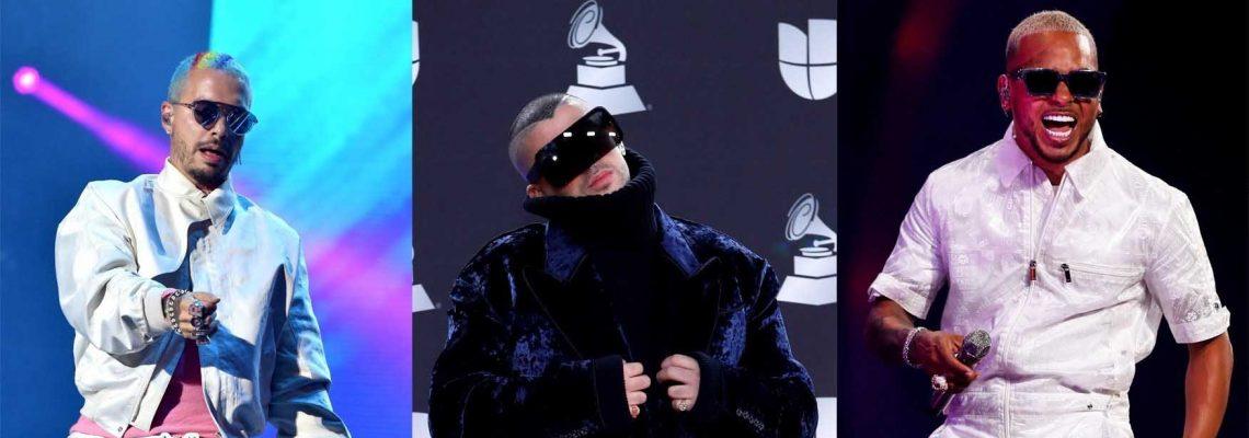 El reguetón ocupa el trono en las nominaciones a los Latin Grammy