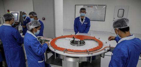 China fabricará mil millones de dosis de vacunas contra el virus en 2021