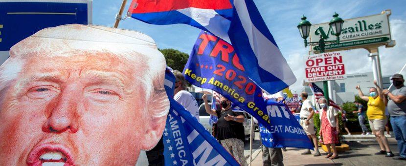 Miami centra el jueves campaña de Trump-Pence por el voto latino y evangélico