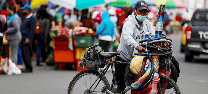 Ecuador reporta 1.299 nuevos positivos de covid-19 y totaliza 151.659 casos