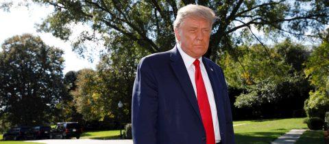 Trump reduce la cuota de refugiados al nivel más bajo de la historia