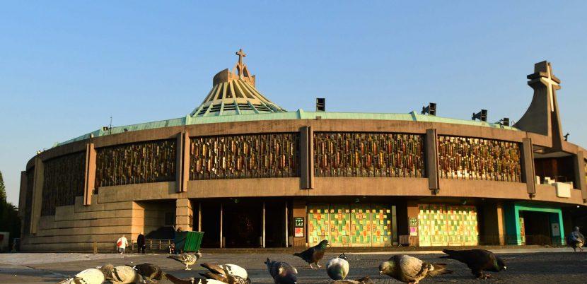 La Basílica de Guadalupe de México suspenderá los actos del Día de la Virgen