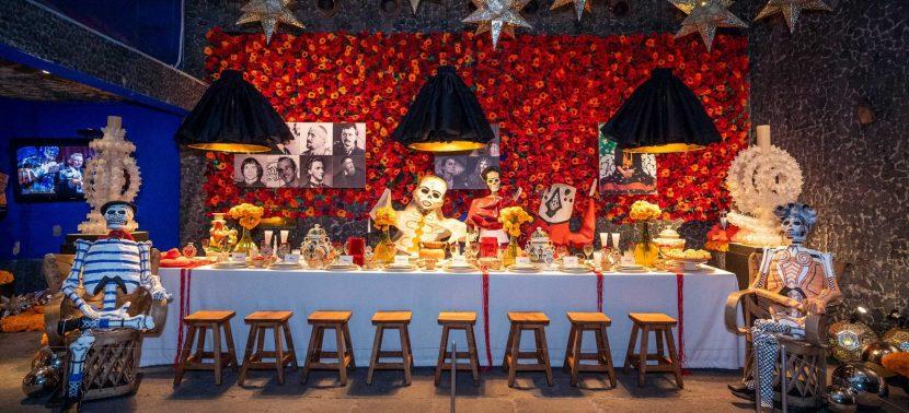 Museo Frida Kahlo exhibe ofrenda con la participación de Jean Paul Gaultier