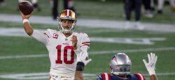 6-33. Ante los 49ers, los Patriots siguen en caída libre