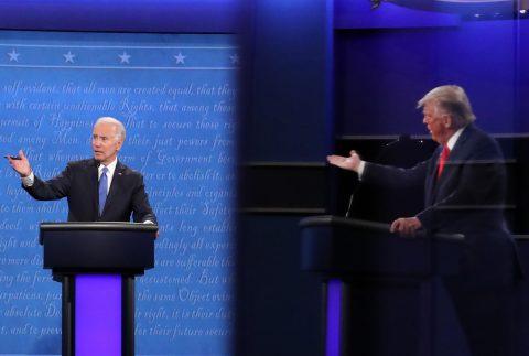 Elecciones 2020 Trump versus Biden