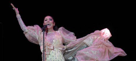 Isabel Pantoja anuncia 'Canciones que me gustan', el disco 41 de su carrera