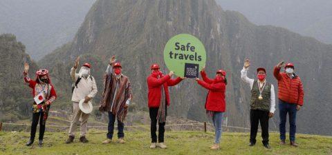 """Perú confía en ver """"volver"""" el turismo de forma """"gradual y responsable"""""""