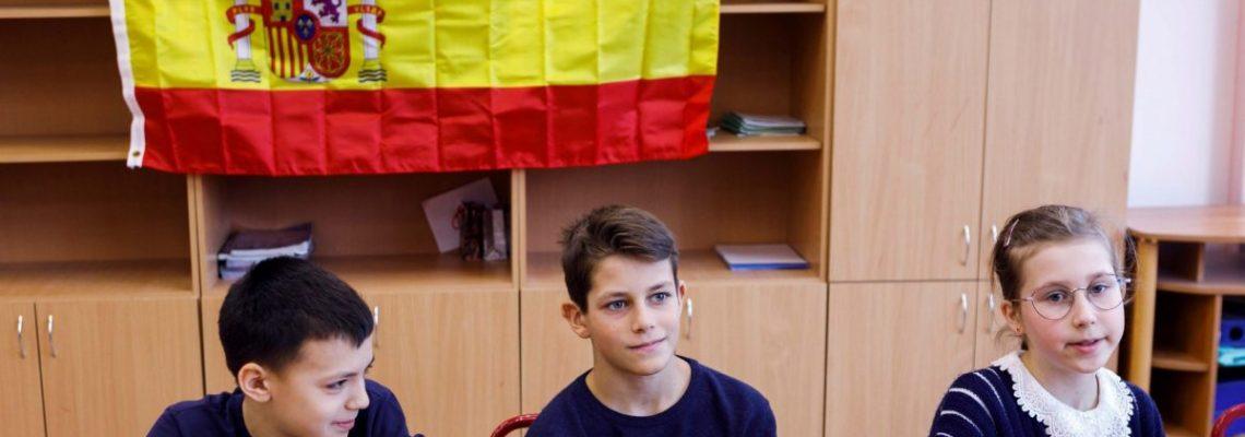 Rusia apuesta por el español en la educación pública
