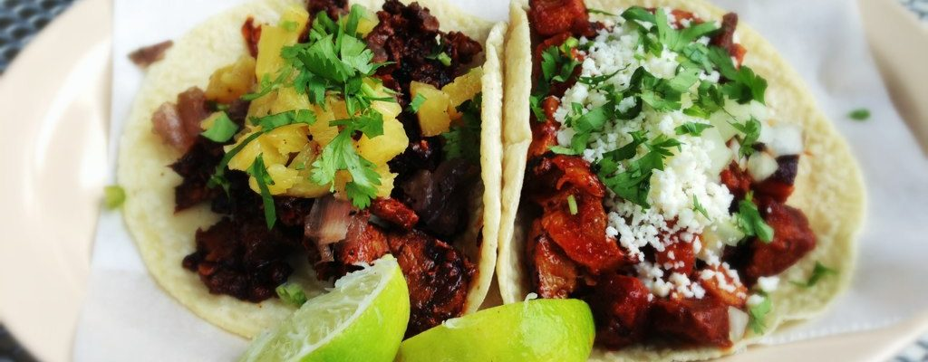 """Mexico's Famed """"Taco al Pastor Is Not Mexican"""" but Where Did It Come From?"""