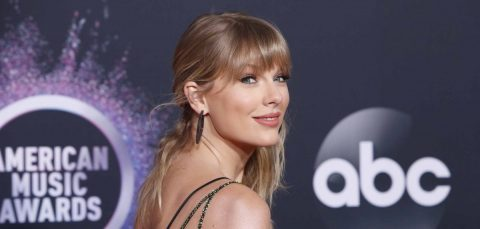 Taylor Swift se suma a la campaña por Joe Biden y Kamala Harris