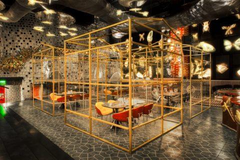 Restaurants Redesign Interiors to Woo Guests Post Lockdown