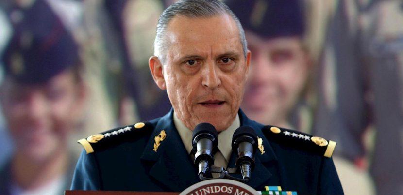 """""""Operación Padrino"""" tumba la red narco del exministro mexicano Cienfuegos"""