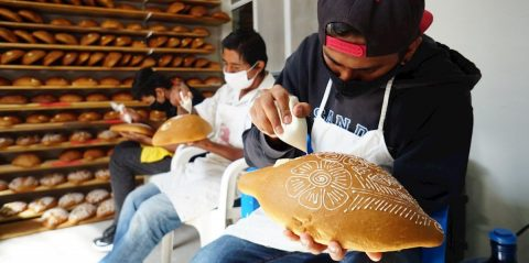 All Souls Day bread a tradition in southern Mexico