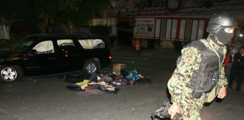 El H-2, el cartel protegido por exministro mexicano detenido según EEUU
