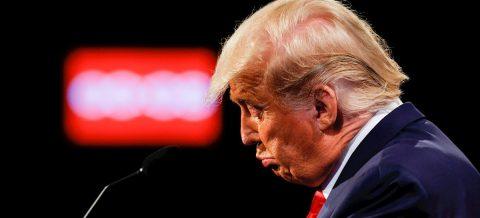 A golpe de realidad y reveses judiciales, Trump comienza a asumir la derrota