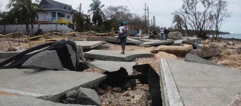 El Gobierno colombiano declara situación de desastre en islas arrasadas por Iota