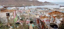 Buque de EE.UU. llega a Colombia para transportar ayudas a la isla de Providencia