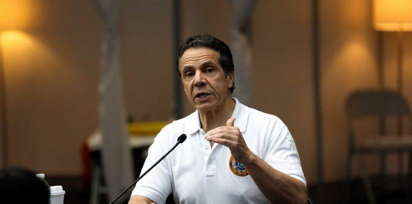 El gobernador de Nueva York, premio Emmy por apariciones televisivas en pandemia