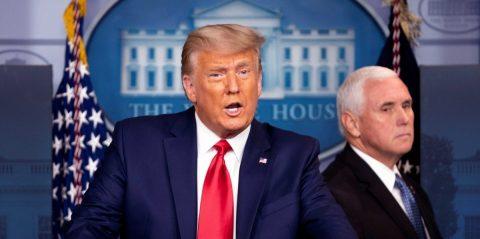 El Gobierno de Trump apelará el fallo que prohíbe expulsar a niños migrantes