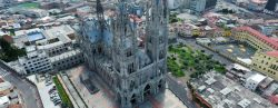 Quito cumple 486 años abrazada a su historia y a la modernidad