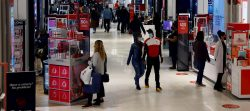 """Las ventas online se disparan un 22 % en EE.UU. durante el """"Black Friday"""""""