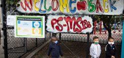 Nueva York da marcha atrás y reabrirá las escuelas de primaria pese al coronavirus