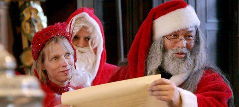 Fiscal de Los Ángeles alerta sobre fraude con cartas de Santa Claus