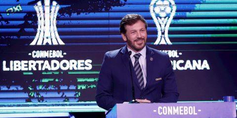 "La Conmebol lamenta ""profundamente"" la muerte de Maradona"