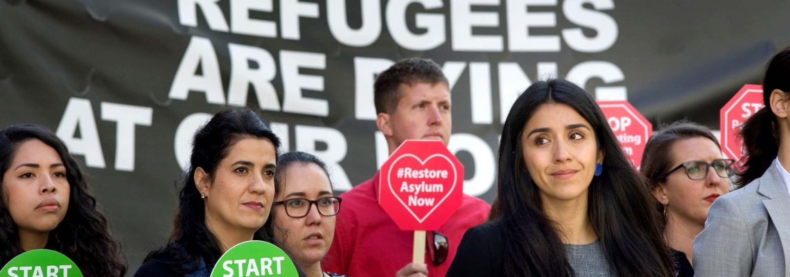 Estados Unidos expande entrevistas a solicitantes de asilo para familiares
