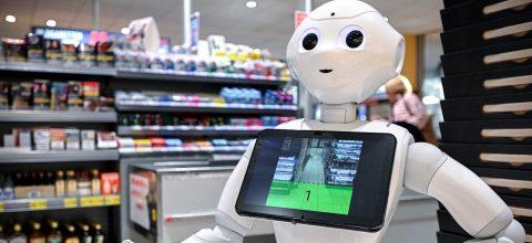 Los robots, un nuevo valor en situación de pandemia