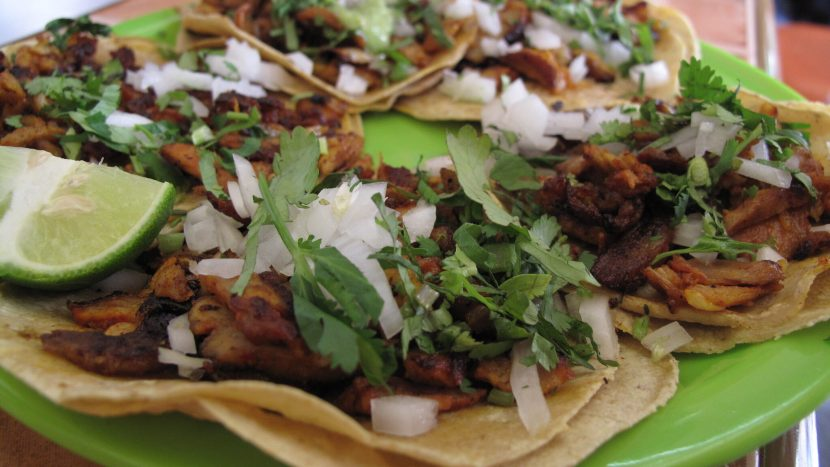 The King of Mexican Food: The Exotic Origins of the Taco al Pastor