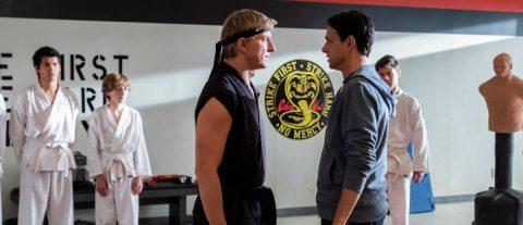 """Cobra Kai"""", la renovada y sorprendente pasión por """"The Karate Kid"""