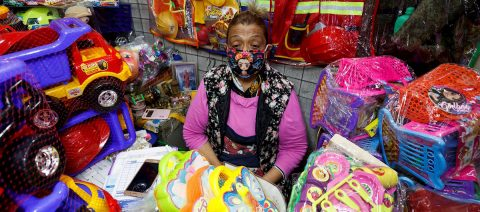 Las compras del día de Reyes caen en México cerca del 50 % por la pandemia