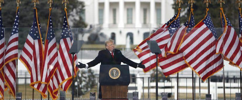 """Trump: """"Nunca concederemos"""" la derrota"""