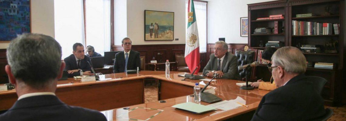 México reafirma con Pfizer compromiso de entrega de la vacuna contra covid-19