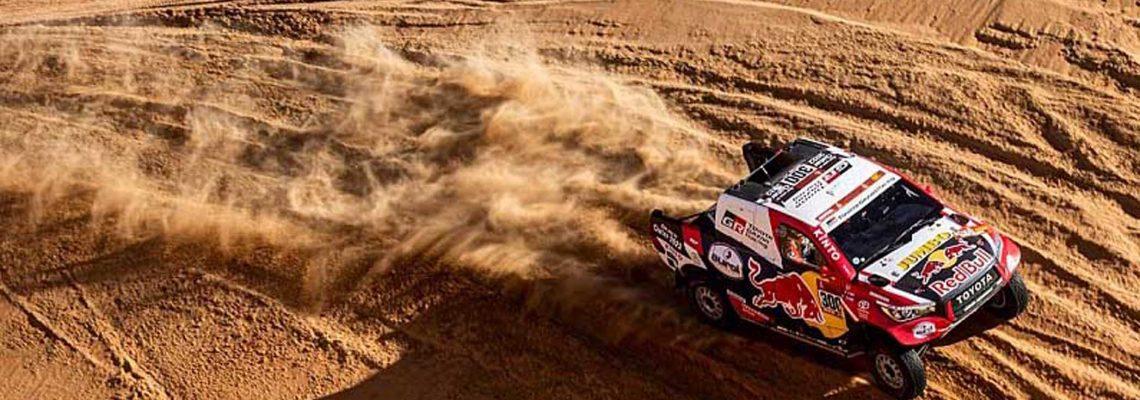 El libro de ruta electrónico se estrena en el Dakar 2021
