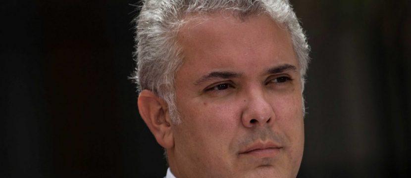 Duque pide a la ONU extender su misión de verificación de la paz en Colombia