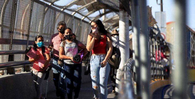 México plantea a EE.UU. ampliar hasta 21 de febrero cierre fronterizo por covid