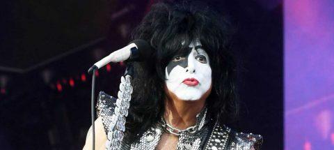 Paul Stanley, vocalista de KISS, anuncia un nuevo proyecto musical y disco