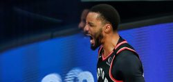 116-113. Powell ayuda a los Raptors a lograr primera racha de triunfos seguidos