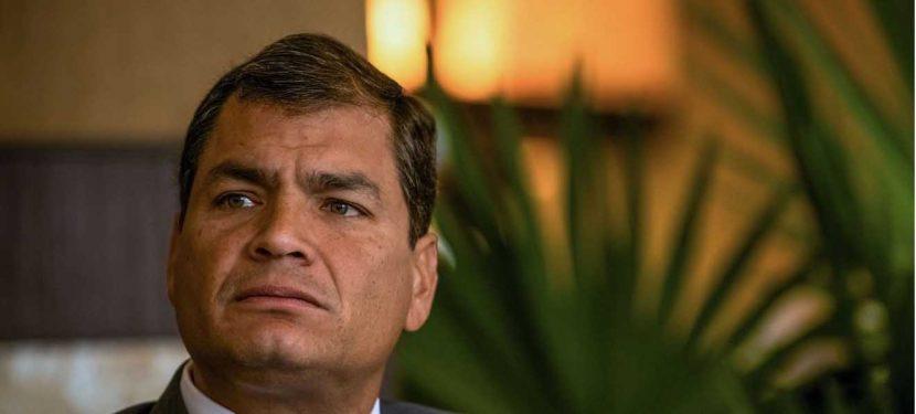 La imagen electoral de Rafael Correa, a debate en Ecuador