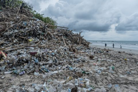 VIDEO: Pristine Beaches Become Dumping Grounds For Plastic Waste