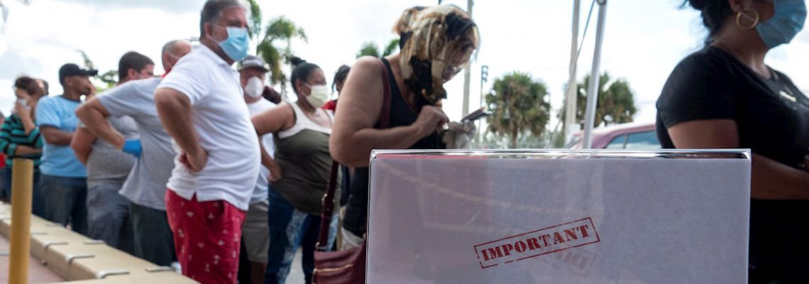 Aumentan a 965.000 las solicitudes semanales de subsidio por desempleo en EE.UU.