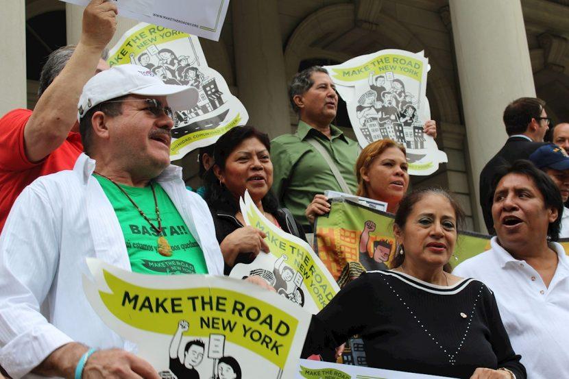 Empresas y organizaciones de EE.UU. reclaman una reforma migratoria bipartidista